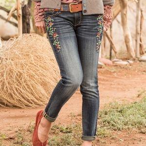 Driftwood | Marilyn Flower Jeans